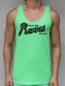 New Age Raves - Neon Green Tank Top - EDC Clothing from JimmyTheSaint